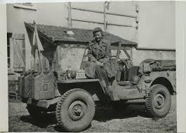 korean war jeep associated press correspondent ruth cowan wwii as the first