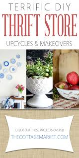 thrift store diy home decor 8 best images about thrift store ideas on pinterest the cottage