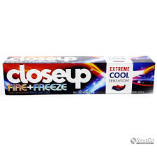 Pasta Gigi Closeup Terbaru closeup pasta gigi freeze 160g daftar update harga terbaru