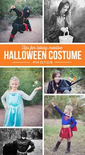 tips for taking creative halloween photos of your kids in costume