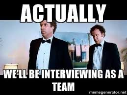 Interview Meme - step brother meme job brother best of the funny meme