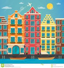 european city urban scene european architecture vintage house