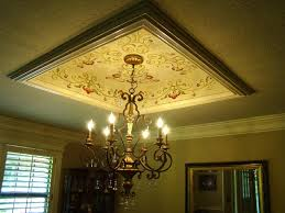 Tray Ceiling Dining Room - dining rooms ceilings home interiors