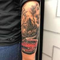 olio main street tattoo on woodruff in greenville sc tattoo studio
