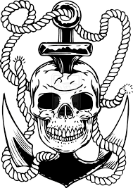 anchor clipart line drawing 2285827