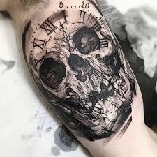 skull tattoos for