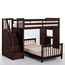 bedroom bunk bed with headboard childrens bunk beds with stairs