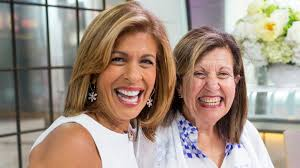 what does hoda kotb use on her hair how hoda kotb s mom gave her confidence and style
