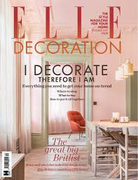 Beautiful Homes Magazine Elle Decoration British Edition Amazon Com Magazines