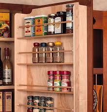 Narrow Spice Cabinet Best 25 Small Kitchen Spice Racks Ideas On Pinterest Kitchen