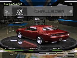Dodge Challenger Mods - nfs underground 2 mods