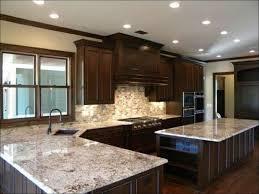 Colonial Kitchen Designs Kitchen Interior Colonial White Granite White Cabinets Wooden