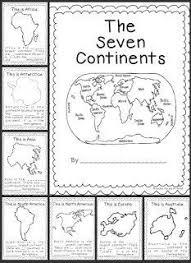 it u0027s a small world 7 continent study