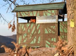 Deer Blind Plans 4x6 4x6 Shooting House Plans Unique Reading Box Blinds Bow Hunting Big