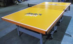 how much is a ping pong table branded by disruptsports promotional ping pong table branded