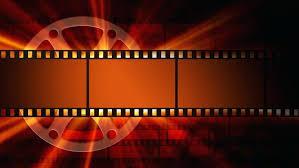 camera reel wallpaper film strip wallpaper film reel background with shine stock footage