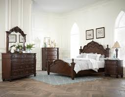Furniture Row Bedroom Sets Homelegance Hadley Row Bedroom Set Cherry 1802 Bed Set