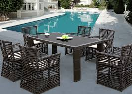 Sunset West Outdoor Furniture California Patio Outdoor Dining Collections