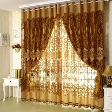 Beautiful Curtains For Living Room  Amsterdamcigarscom - Living room curtain sets