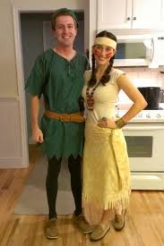 homemade couple halloween costume ideas cute couples halloween costume peter pan and tiger lilly i like