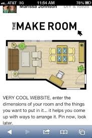 plan my room how to efficiently arrange the furniture in a small living room