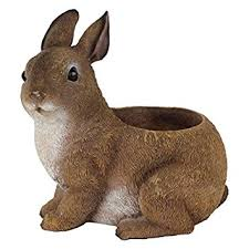 Home Decor Gift Items Rabbit Flower Pot Decoration Gift Item Garden Planter Home Decor