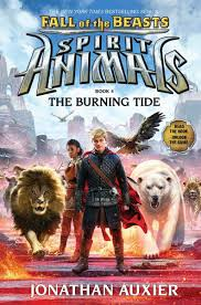 rise of the guardians halloween spirit the burning tide spirit animals fall of the beasts book 4