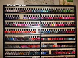 nail polish storage and collection 2 0 pointless cafe