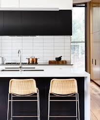 best 25 black white kitchens ideas on pinterest modern kitchen