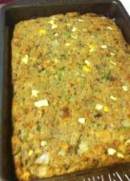 cornbread dressing with sausage recipe by suzette and the sweet