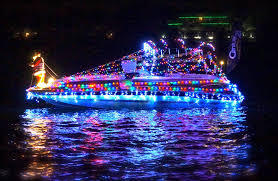 boat lights at night rules the christmas boat parade of lights on lake conroe
