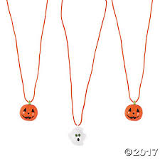blinking necklaces