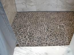 Mosaic Tiles Bathroom Floor - floor mosaic tile shower floor desigining home interior