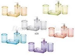 Plastic Bathroom Accessories Set Healthydetroitercom - White plastic bathroom accessories