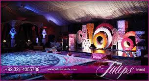 Stage Decoration Ideas Bollywood Night Mehendi Theme Stage Decoration Ideas In Pakistan