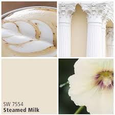 sherwin williams neutral paint color steamed milk sw 7554 a