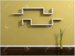 modern shelves for wall contemporary lakehouse retreat modern