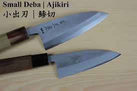 ko deba knife small deba ajikiri tagged