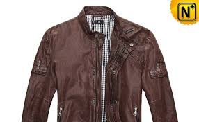 brown leather motorcycle jacket mens brown leather motorcycle jacket cw871156 cwmalls com font
