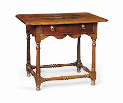 Yew Side Table A George I Yew Side Table Early 18th Century D5815339g Jpg