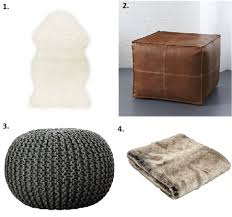 Pouf Blanc Ikea by Pouff Ikea Excellent She Admired The Poufs She Saw At West Elm