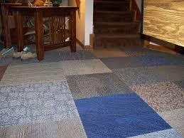 carpet squares in basement hometalk