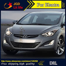 hyundai elantra daytime running lights compare prices on drl led daytime running light hyundai elantra