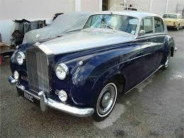 bentley vs rolls royce 1960 to 1962 rolls royce silver cloud ii for sale