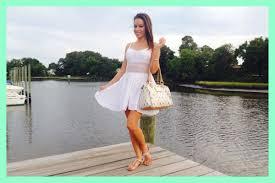white summer dress white summer dress ootd 63