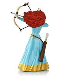 2013 merida the archer disney brave hallmark ornament