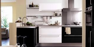 cuisine laqu placard cuisine moderne lovely cuisine moderne blanc laqu