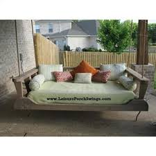 31 best porch beds images on pinterest hanging beds swing beds