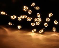 amazon com lychee solar christmas string solar fairy string