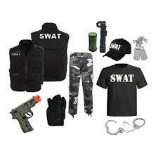 Swat Team Halloween Costume Swat Team Kids Costume Dress Costumes